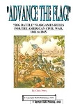 Advance the Flag by Chris Peers (ACW Big Battles)