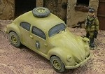 1938 Volkswagen Type I (VW Bug) (1/56th)