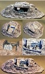 Resin Terrain : Large Enclosed Bunker