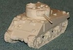 GB007  British M4 Sherman Mk.I (75mm)  (1)(1/56th)