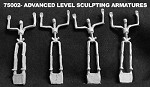 Advanced Sculpting Armatures (dollies)(4)