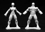Heroic Sculpting Armatures (dollies)(4)