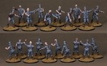 WW2 German Zombies (hard plastic)